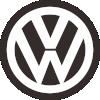 vw logo vectorf